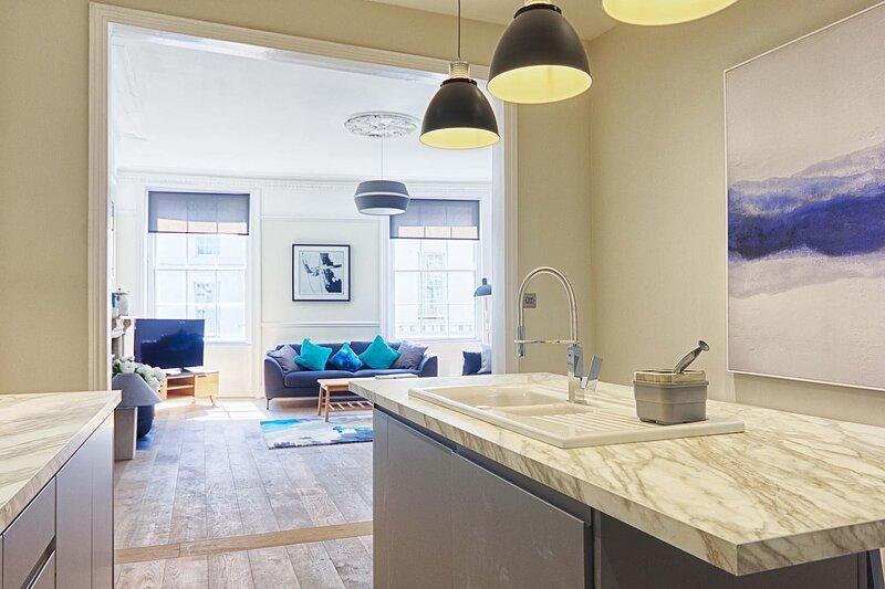 Stunning Designer 1 Bed Apartment- 5* Location, location de vacances à Southam