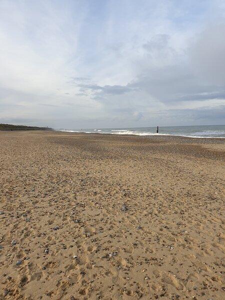 Eccles-On-Sea Beach
