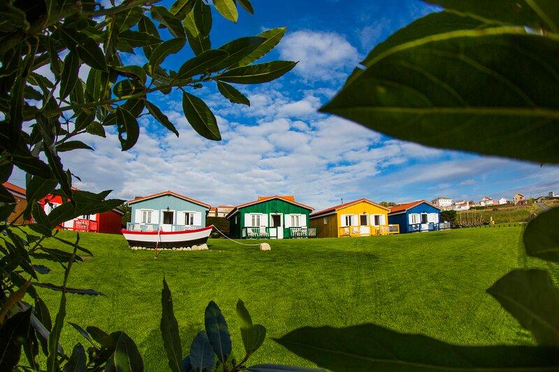 Cabanas de Vendaval, holiday rental in Malpica de Bergantinos