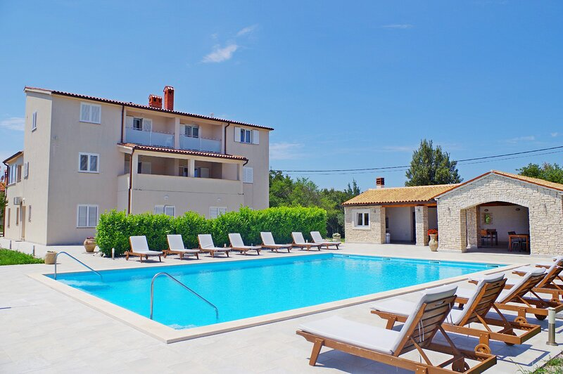 Holiday Apartment in Rakalj, Pool View, vacation rental in Rakalj