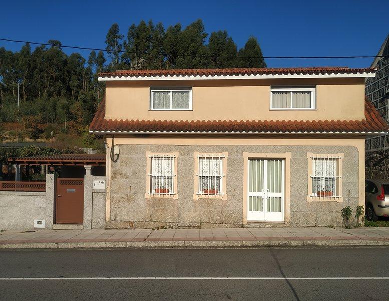 Casa vacacional Pazo Nogueira, holiday rental in Morana