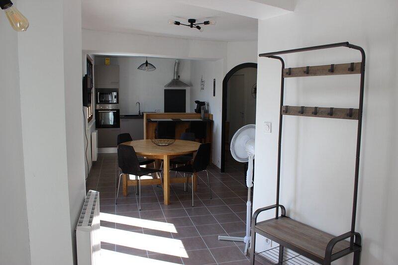 appartement cosy dans petite cité de caractère, holiday rental in Aurec-sur-Loire