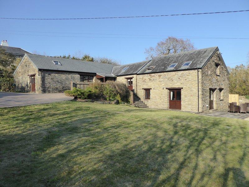 Swift Barn - Large Luxury Country Retreat Nestled in an Idyllic Tranquil setting, casa vacanza a Liskeard