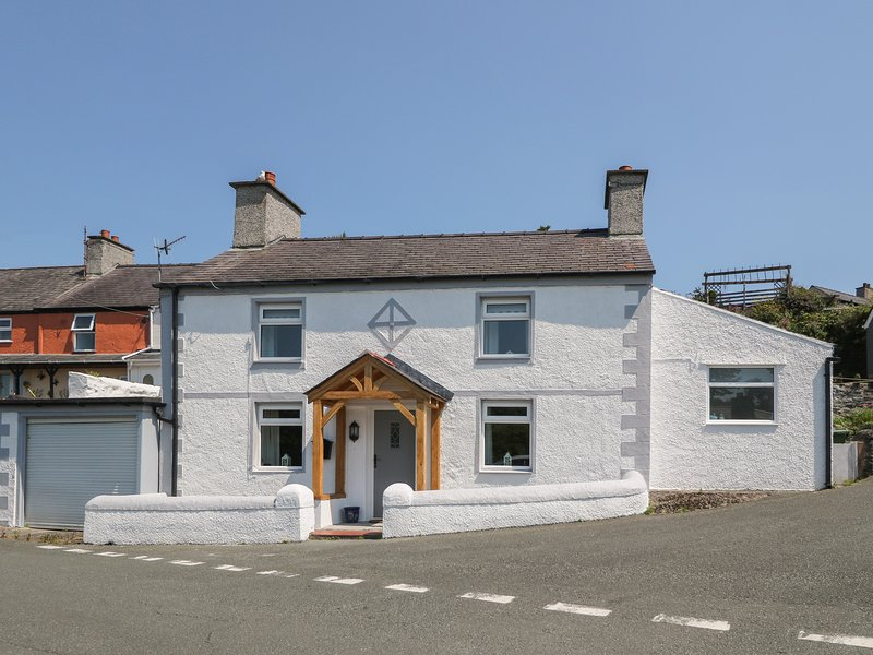 Royal Oak Cottage, Amlwch Port, alquiler vacacional en Amlwch
