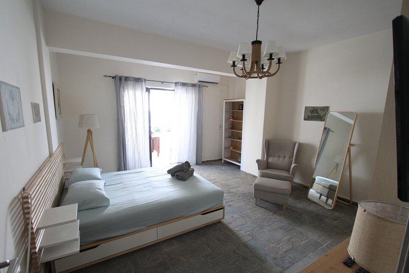 Katerina's, holiday rental in Skala Oropou