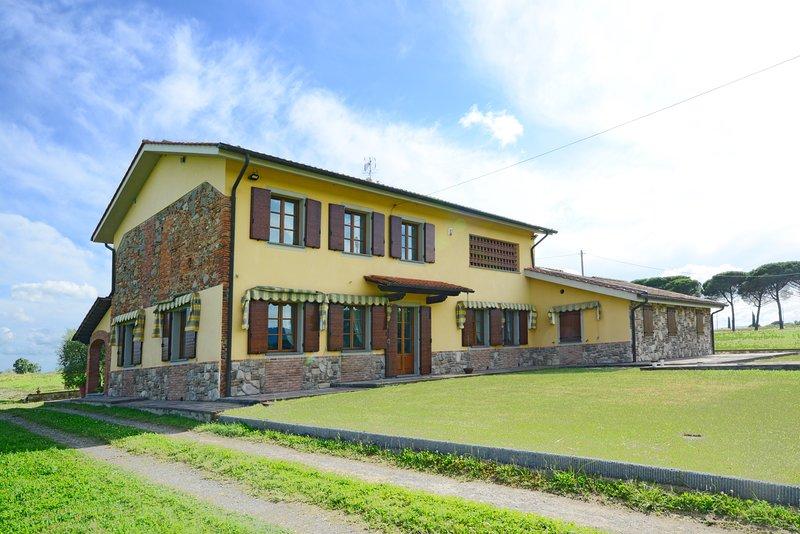 La casa gialla, vacation rental in Altopascio