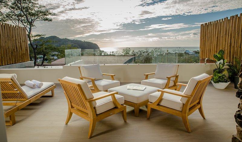 3 Bedroom Apartment, Private Pool, Ocean View- La Santa Maria Resort, alquiler de vacaciones en Playa Maderas