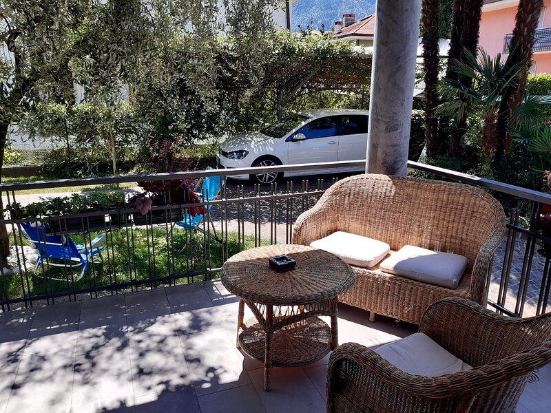 Appartamento Zona Lago, Ferienwohnung in Torbole