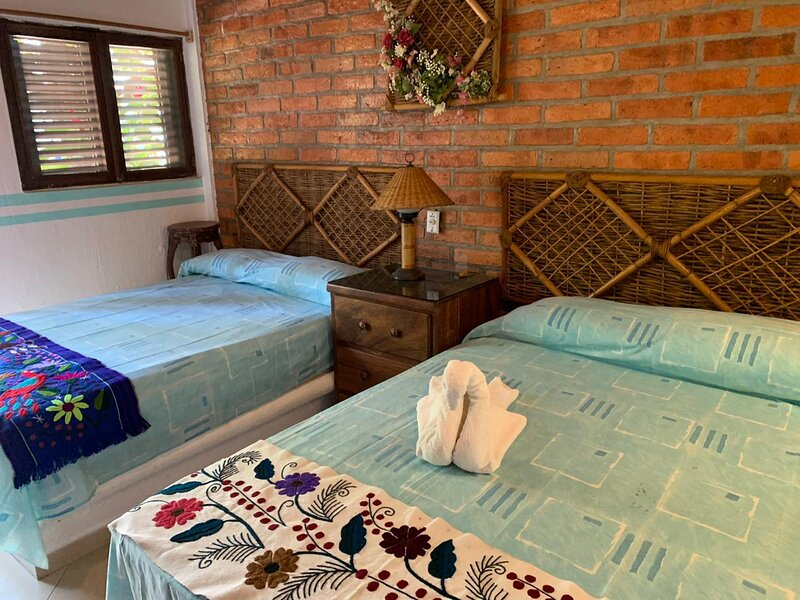 Bungalows Villas Firanda para 4 Personas, vacation rental in Chacala