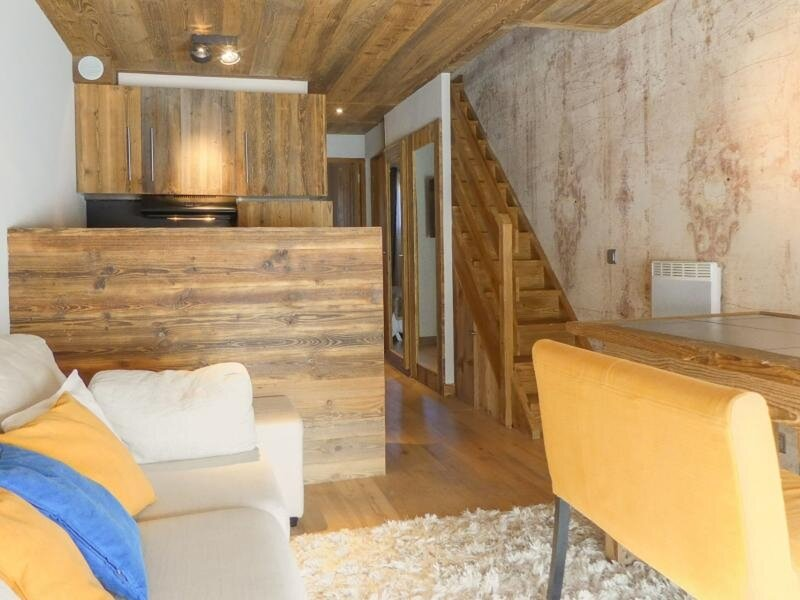 APPARTEMENT DE CHARME AMBIANCE CHALET - PROCHE DES PISTES, holiday rental in Les Allues