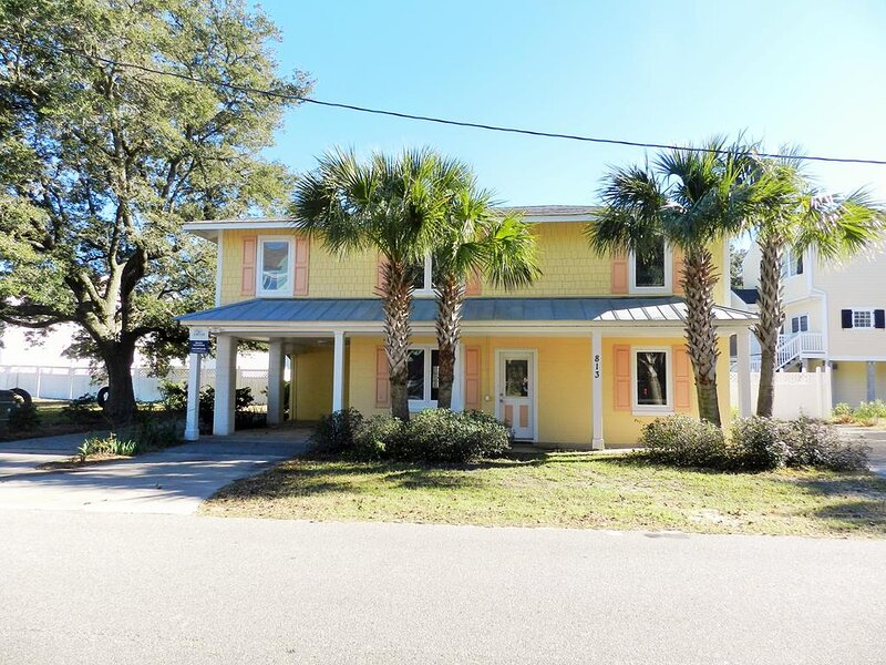 813 S Dogwood - Back in Debt, holiday rental in Surfside Beach