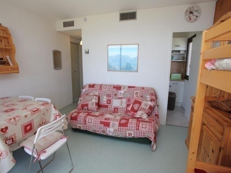 Charment appartement pour 6 personnes , au pied des pistes et à 150 mètres des, vacation rental in Fontcouverte-la-Toussuire
