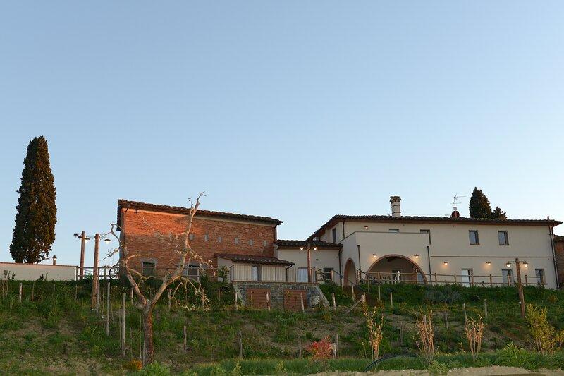 Villa Adimari - vista dal giardino