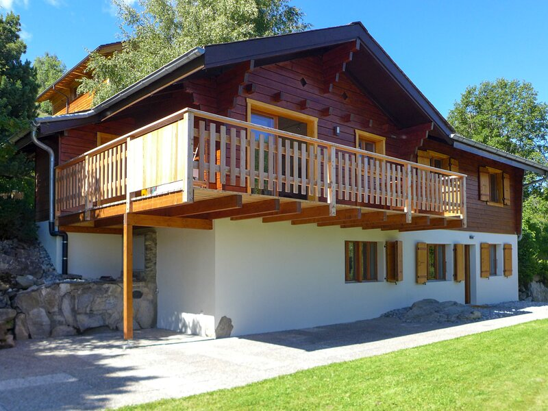 Chalet Les Anémones, holiday rental in Granges