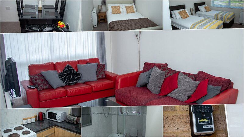 Comfy/PoundHill/Crawley Apartment near Gatwick/London, alquiler vacacional en Handcross