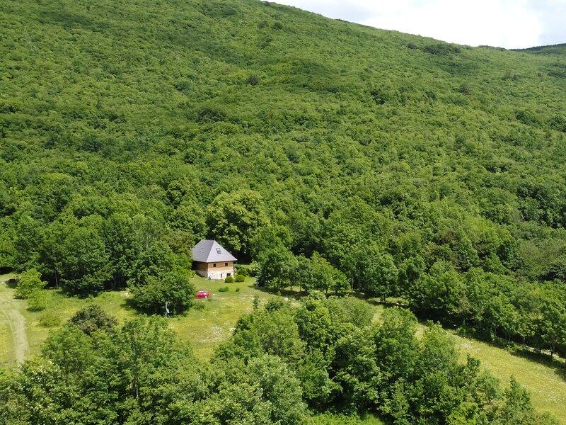 Lika house Bornstein, vacation rental in Vrelo Korenicko