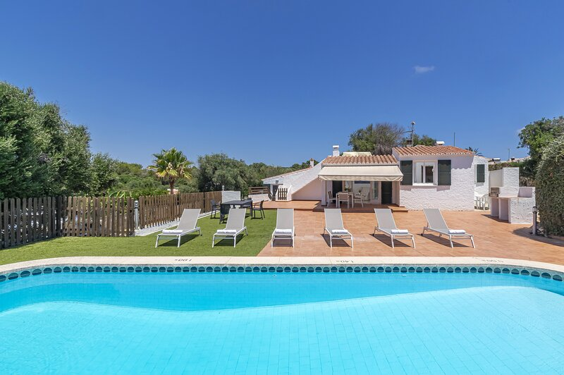 Villa San Cristobal, holiday rental in Biniancolla