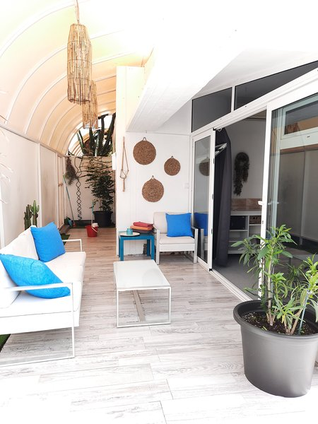 Bungalow 2-7 Playa del Ingles, vacation rental in Maspalomas