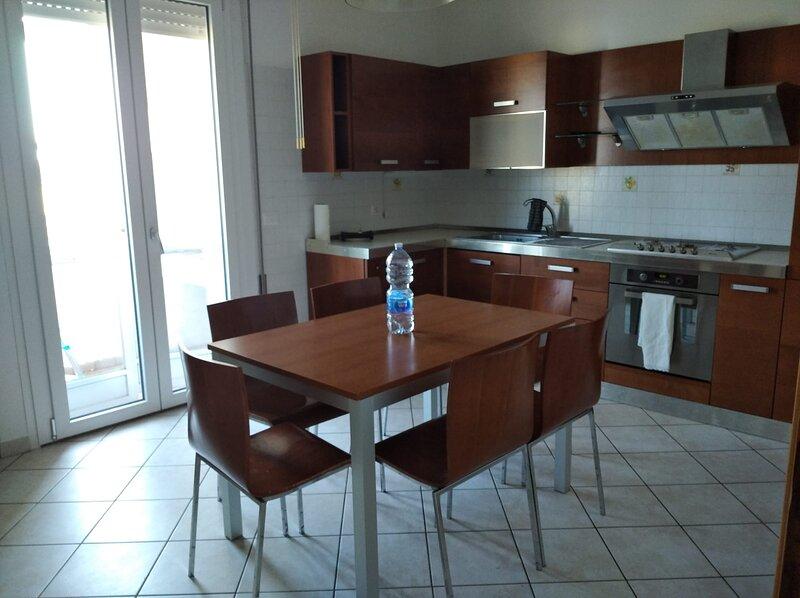Appartamento in affitto a Cesenatico (2 km dal mare), casa vacanza a Cesenatico
