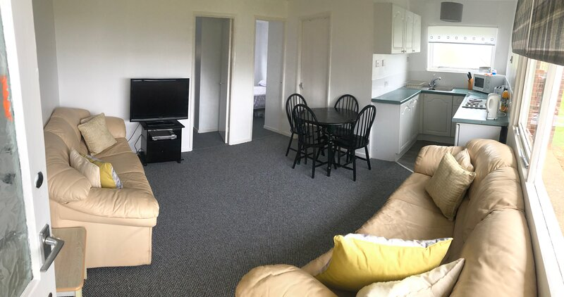 Inviting 2-Bed Apartment in Hemsby, location de vacances à West Somerton