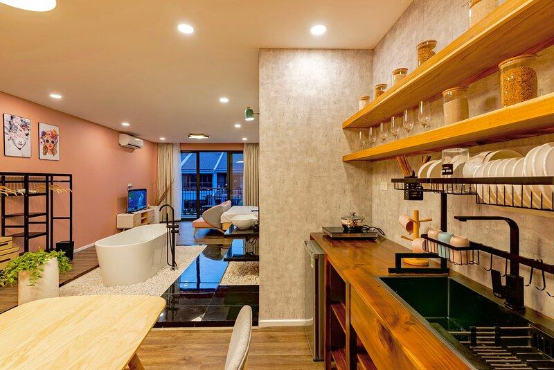 Minimalist & Modern Apartment II, holiday rental in Kien Giang Province