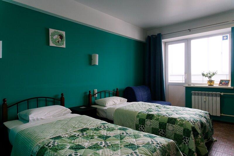 MartiCo - Apartments near Irkutsk Airport, alquiler de vacaciones en Shelekhov