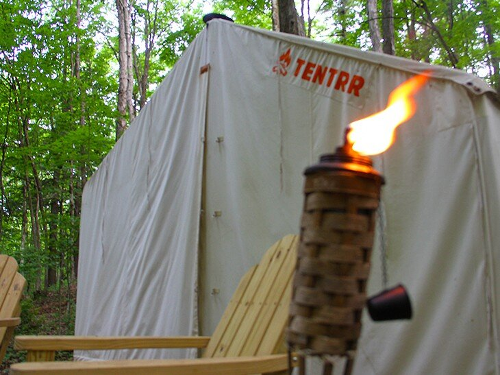 Tentrr Signature Site - The Lodge's Campsite, holiday rental in Chatham