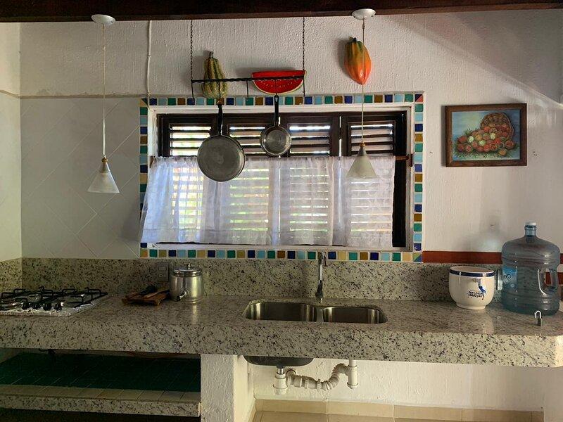 Bungalow para 5 Personas, vacation rental in Chacala