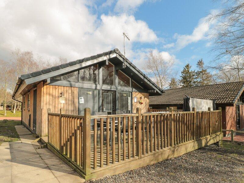 Swan Lodge, Otterburn, holiday rental in Greenhaugh