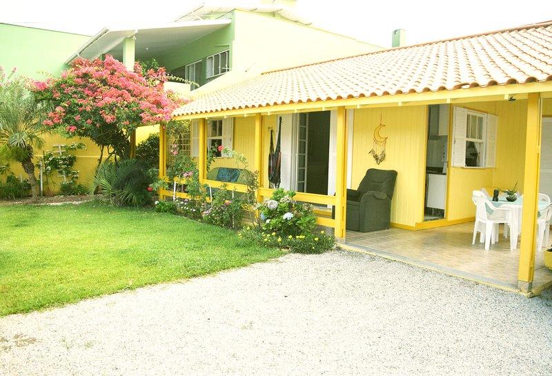 Casa Amarela Próxima à Praia, Ferienwohnung in Campeche