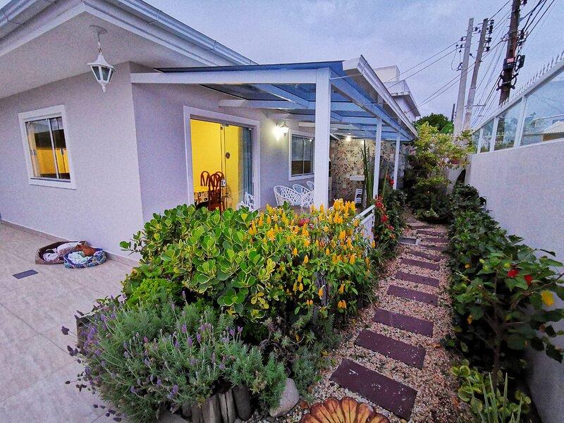 Casa no Campeche 150m da Praia, Ferienwohnung in Campeche