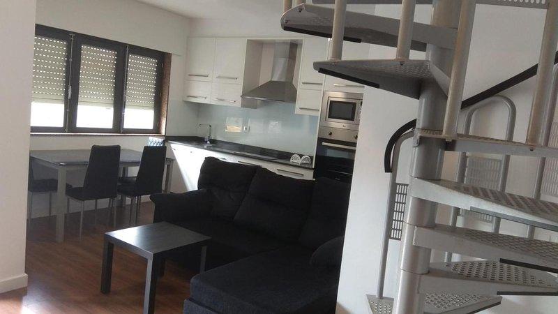 Apartamentos en Leis, vacation rental in A Ponte do Porto