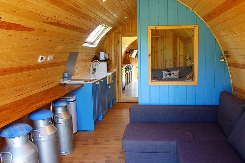 Cairnfold Cabins, vacation rental in Banknock