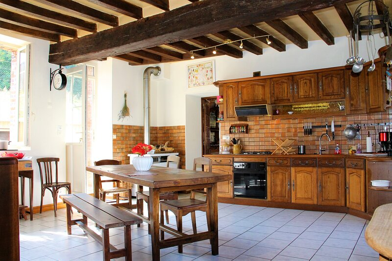 Beautiful Campagne, holiday rental in Villiers-sur-Tholon