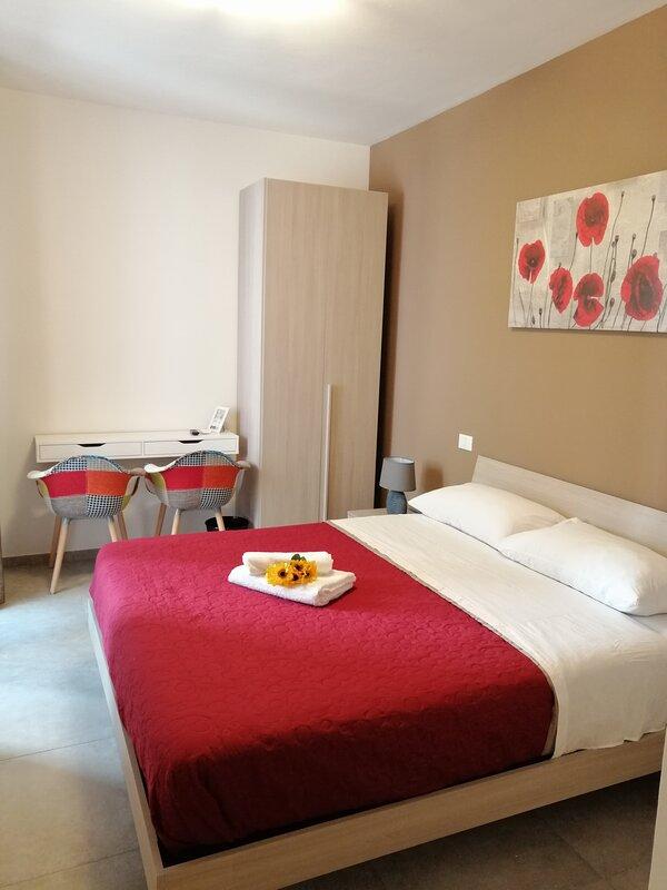 Camera singola topazio, holiday rental in Mezzana-Colignola
