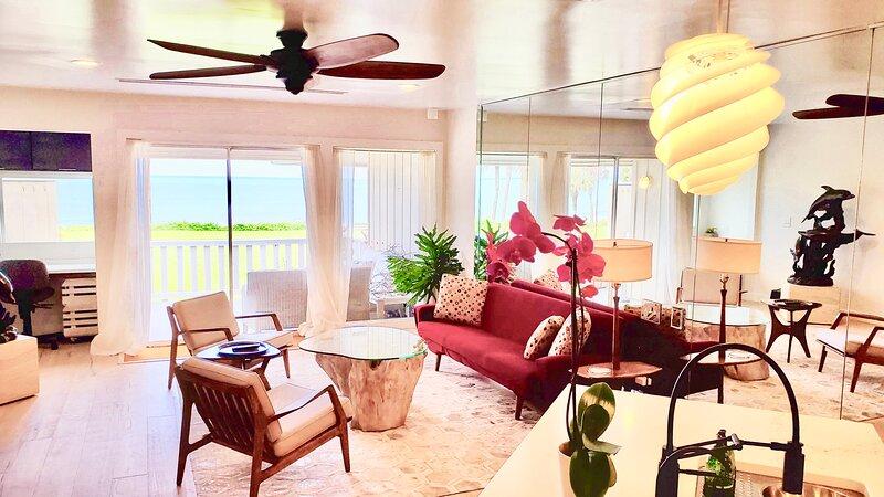603 Surf Villas, an Oceanfront condo at Sawgrass Beach Club, holiday rental in Ponte Vedra Beach