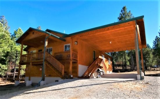 Big Bear Cabin - Cozy Cabins Real Estate, LLC., vacation rental in Ruidoso