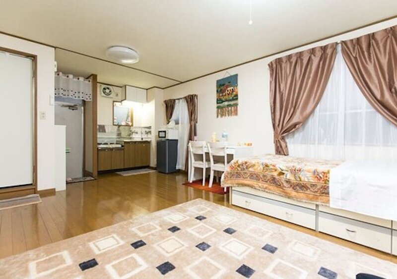 CENTRALLY FURNISHED APARTMENT, location de vacances à Arakawa