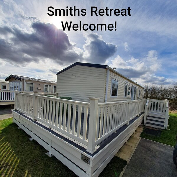 LUXURY STATIC CARAVAN FOR HIRE!, holiday rental in South Kyme