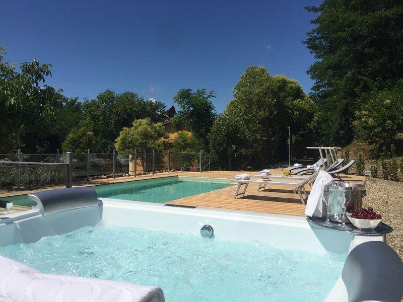 Villa Lavinia, holiday rental in Vacchereccia