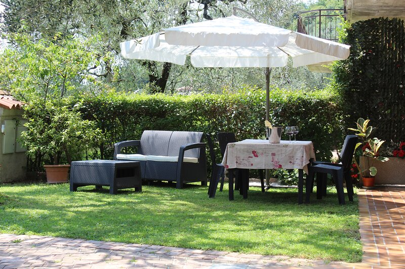 Relax in the Olive Grove, vacation rental in Toscolano-Maderno
