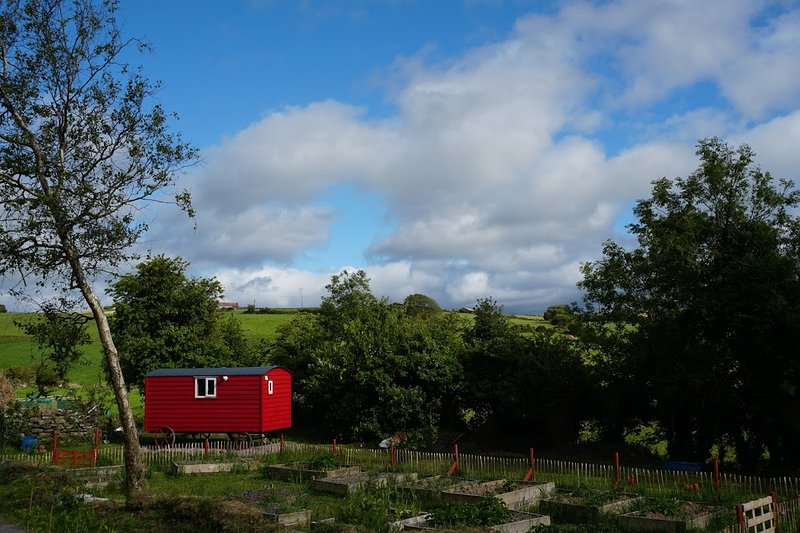 Ballyroe Glamping - Shepherd's Hut 'Saoirse', holiday rental in Rosscarbery