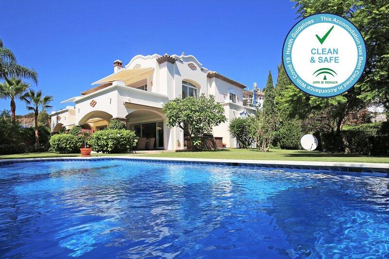 Villa Penati, vacation rental in San Pedro de Alcantara