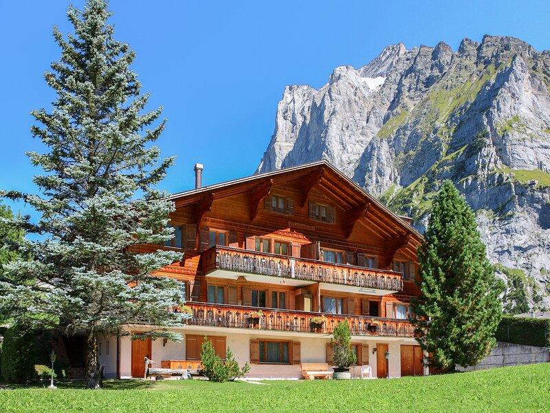 Chalet Chiebrendli, holiday rental in Grindelwald