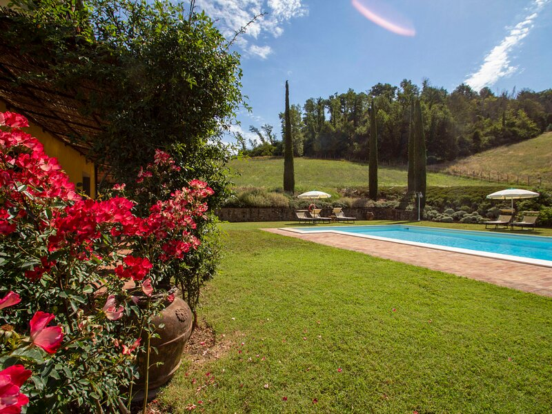 Girasole, holiday rental in Cavriglia