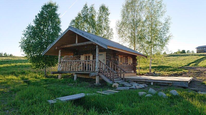 Гостевой домик Иван да Калина, location de vacances à Vologda Oblast