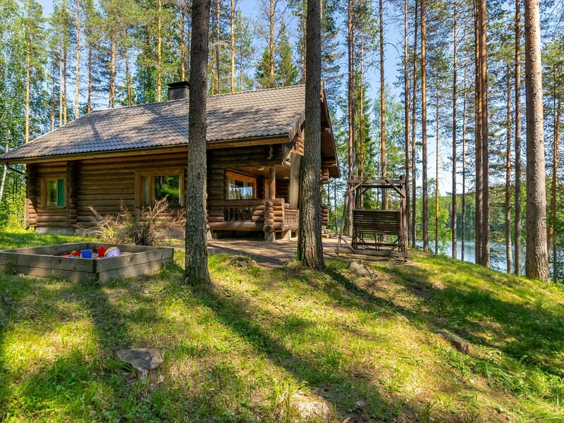 Karhunpesä, holiday rental in Verla