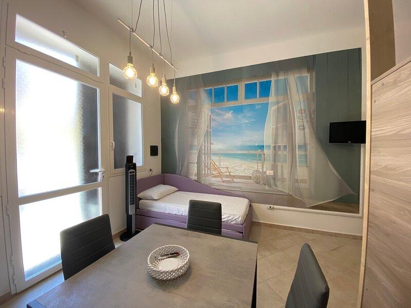 Monolocale 4 posti letto - Rif. Bigotto, vacation rental in San Vincenzo