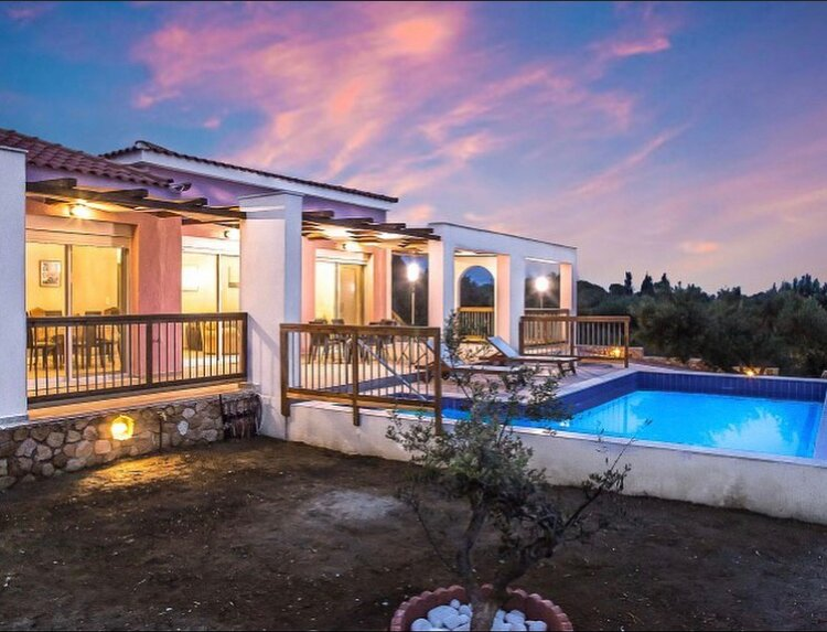 Villa Christina, A Private Destination To Paradise, holiday rental in Kounopetra