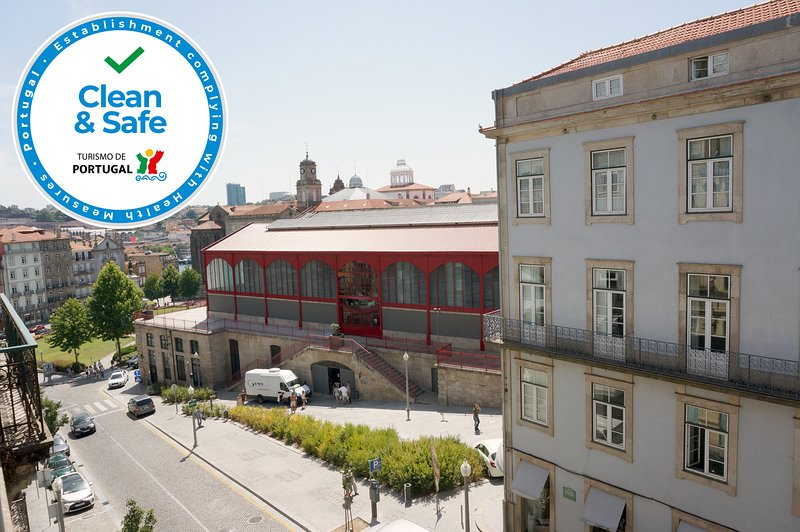 downtown|84 Historic Centre Charm – semesterbostad i Porto